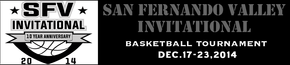 SFV Invitational Basketball Tournament 2014
